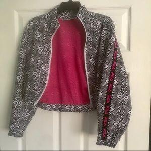 XL FILA Psychedelic Jacket